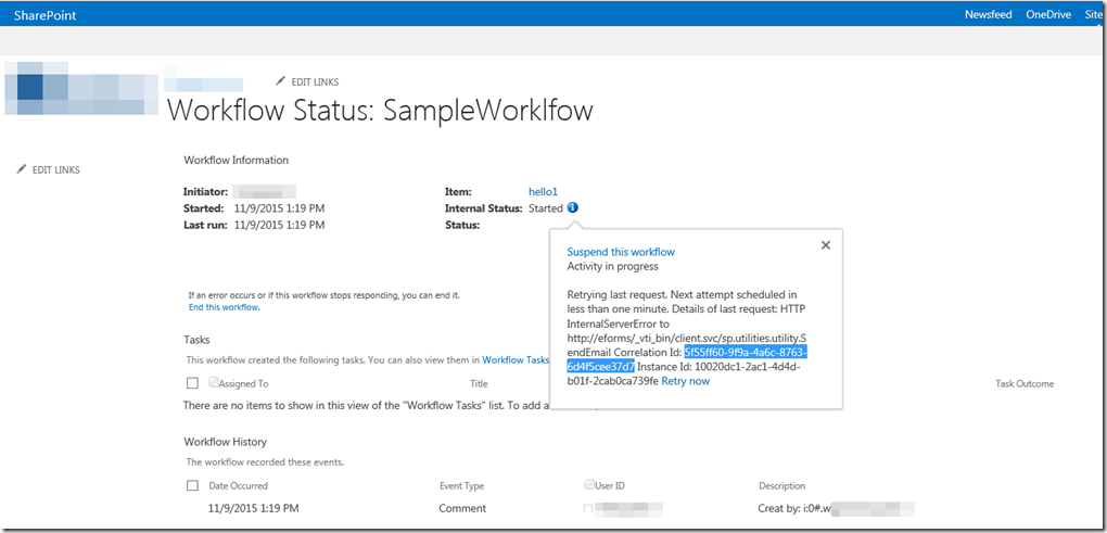 Is not registered as the site collection user – guidesharepoint